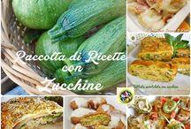 ricette di zucchini