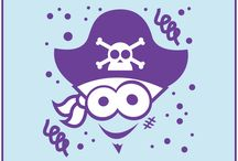 Carnevalito - Cartoonito Che Idea! / Vai su cartoonitocheidea.it per tante nuove idee!  #CartoonitoCheIdea #Cartoonito #Kids #Bambini #Festa #Party #Carnevale #Carnival #Pirati #Pirates #Pirate #PartyKit
