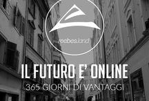 IL FUTURO E' ONLINE