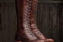 to boot / never enough time for all of the boots