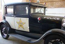 Patrols / Police cars