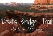Hiking Sedona: Devils Bridge