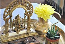 Interior design: Indian colonial style