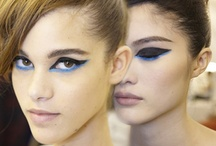 TREND TAKE OUT BEAUTY / Hair & beauty trends from the catwalk