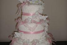 handdoek taarten