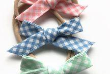 Bows & Head Wraps