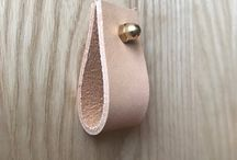 andleather / Handmade leather accessories, handcraft & interior design. Based in Stockholm, Sweden.