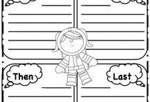 1st grade/2nd grade / by Melissa Boyd