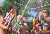 Water Play / Water Play Ideas and info.  / by Explorations Early Learning