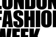 London Fashion Week #LFW AW2017 / My picks of the best bits from AW17 London Fashion Week.  // Me, I'm a Creator // Fashion Designer // Culture novice // Tech geek wannabe // Instagram & Twitter @toffee4108