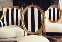 Black and White Diningrooms / Inspiration for my diningroom