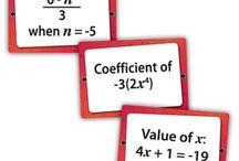 Algebra/ Pre-Algebra