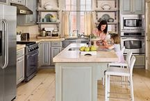 Dream kitchen / by Ashley Trout