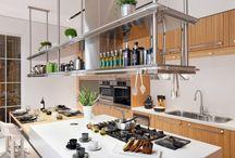 Equipement - Cuisine - Hotte décorative