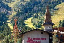 vacay: jackson hole