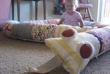 Floor pillow ideas
