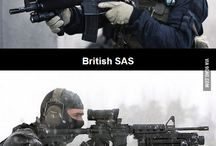 modern army and weapons