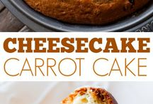 cheesecake carrot cake bundt