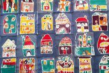 Africa art for kids