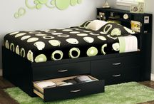 Sweet Dreams / Bedroom furniture and decor