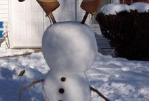 Winter Fun / Creative things to enjoy during the winter.