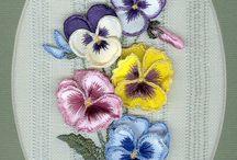 embroidery / by Debbie Medina-Pearson