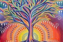 stromy kreslenie