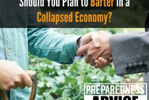 "Economic Collapse / A financial crisis, economic collapse, bank closures, and another Great Depression are all very possible. Learn to prepare and survive these. Get weekly ""Best of Preparedness Advice"" here --> http://bit.ly/2tRRzuy"