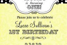 Birthday Parties / by Nicole Gramza