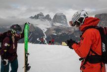 Fassatal x-challenge / Hier gibt es Bilder von unserem Aufenthalt im Val di Fassa. Dort stellten wir uns verschiedenen Challenges, wie dem Speck Tauchen, Knödelmachen und ein Eishockeyspiel gegen zwei Spieler der Fassa Falcons.