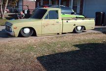 Old school minitruck