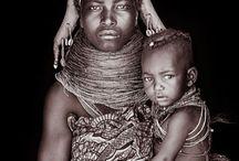 Ethio Beauty: Tribes