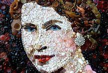 Plastic Mosaic Masterpieces