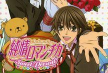 Junjou Romantica & Sekaiichi