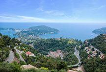 Superb modern villa with sea views over Cap Ferrat / http://goo.gl/9LF3n9