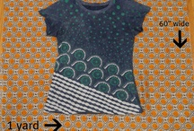 Fabric Printing Ideas / by Kathy Dibley