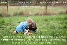 Summer / Ideas for the warmest months of the year.