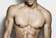 ABSolutely FASHIONable #MaleModels / A collection of photos showcasing one of the top requirements of a male model...killer ABS!