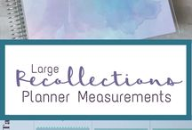 Recollection Planner