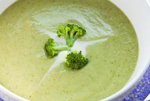 Sopas,saladas e caldos