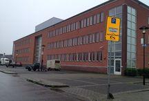 Scheveningen, Kranenburgweg / Transformatie, levering en verankering betonnen balkons en galerijen