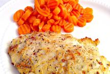 Chicken Recipes / by April Hildebrand