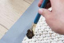 faire un tapis