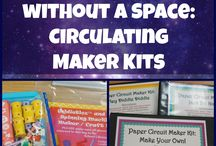 Makerspaces / Places to make and create