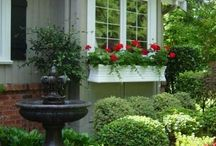 Front Yard Garden Ideas / In this board we share beautiful photos and tips of Front Yard Gardens. Click follow to get inspired.