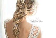 bridesmaids & Bridal Hair