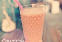 Drinks and Smoothies! / by Andrea Gallapo