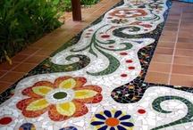 Mozaik / mozaik technikával készült szépségek