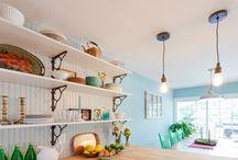 Kitchens / by Stephanie Silverstein
