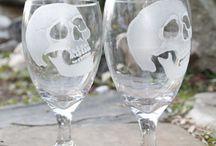Echin glass